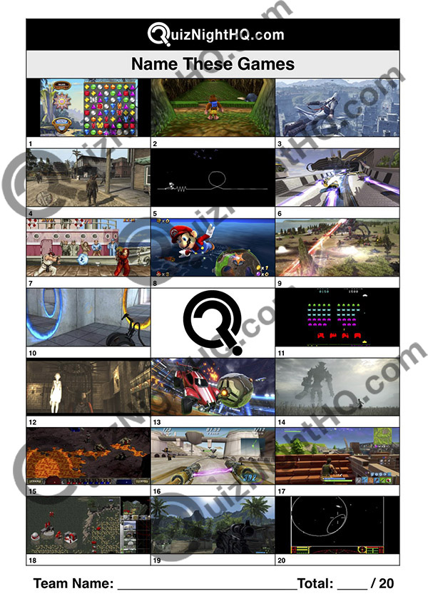 game stills picture trivia round